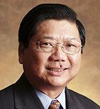 Photo of Mr Goh Kim Hock